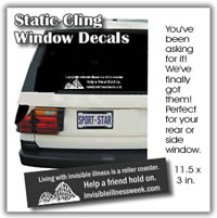 07ii staticclng item605c PRODUCT REVIEWS: Awareness Items for Your Car